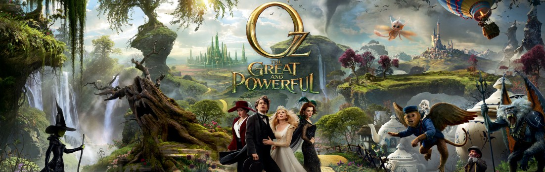 oz the great and powerful free online
